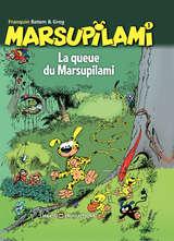 Marsupilami - La queue du Marsupilami / 1 【フランス語版】