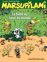 Marsupilami - Le bébé du bout du monde / 2 【フランス語版】