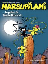 Marsupilami - Le pollen du Monte Urticando / 4 【フランス語版】