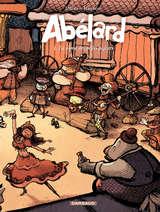Abélard - La danse des petits papiers / 1 【フランス語版】