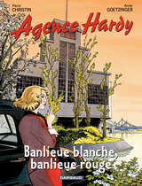 Agence Hardy - Banlieue rouge, banlieue blanche / 4 【フランス語版】