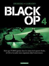Black Op / 4 【フランス語版】