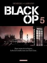 Black Op / 5 【フランス語版】