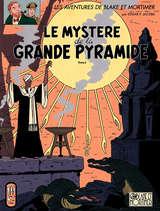 Blake et Mortimer - Le Mystère de la Grande Pyramide T2 / 5 【フランス語版】