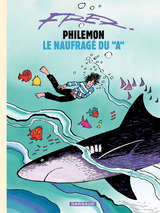 Philémon - Philémon et le naufragé du 'A' / 2 【フランス語版】