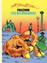 Philémon - L'Île des brigadiers / 7 【フランス語版】