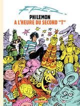Philémon - Philémon à l'heure du second T / 8 【フランス語版】