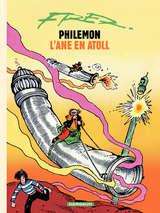 Philémon - L'âne en atoll / 10 【フランス語版】