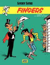 Lucky Luke - Fingers / 22 【フランス語版】