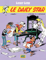 Lucky Luke - Le Daily Star / 23 【フランス語版】