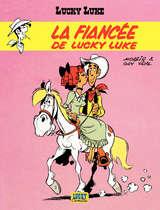 Lucky Luke - La Fiancée de Lucky Luke / 24 【フランス語版】