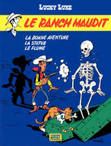 Lucky Luke - Le Ranch maudit / 26 【フランス語版】