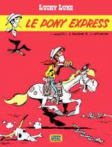 Lucky Luke - Le Pony Express / 28 【フランス語版】