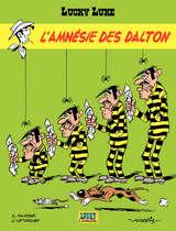 Lucky Luke - L'Amnésie des Dalton / 29 【フランス語版】