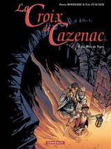 La Croix de Cazenac - La Mort du Tigre / 8 【フランス語版】