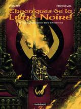 Les Chroniques de la Lune Noire - La Couronne des ombres / 6 【フランス語版】