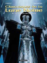 Les Chroniques de la Lune Noire - Le Glaive de justice / 8 【フランス語版】