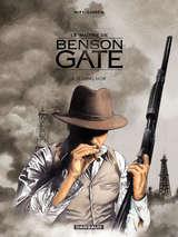 Le Maître de Benson Gate - Le Sang Noir / 3 【フランス語版】