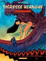 Tigresse Blanche - Espionne sur le toit / 4 【フランス語版】