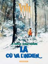XIII - Là où va l'indien… / 2 【フランス語版】