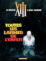 XIII - Toutes les larmes de l'enfer / 3 【フランス語版】