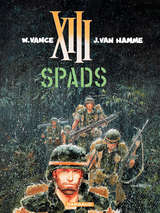 XIII - Spads / 4 【フランス語版】