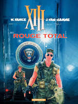 XIII - Rouge total / 5 【フランス語版】