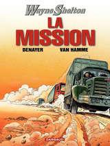 Wayne Shelton - La Mission / 1 【フランス語版】