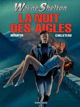 Wayne Shelton - La Nuits des Aigles / 8 【フランス語版】