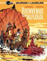 Valérian - Bienvenue sur Alflolol / 4 【フランス語版】
