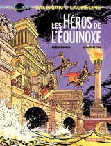 Valérian - Les Héros de l'équinoxe / 8 【フランス語版】