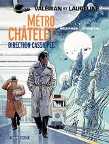 Valérian - Métro Châtelet direction Cassiopée / 9 【フランス語版】