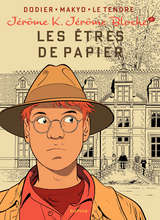 Jérôme K. Jérôme Bloche - Les Êtres de Papier / 2 【フランス語版】
