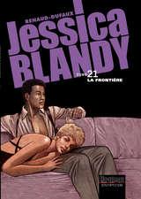 Jessica Blandy - La Frontière / 21 【フランス語版】
