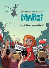 Marzi - Pas de liberté sans solidarité / 5 【フランス語版】