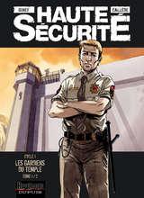 Haute sécurité - Les gardiens du temple T1 / 1 【フランス語版】