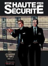 Haute sécurité - Les gardiens du temple T2 / 2 【フランス語版】