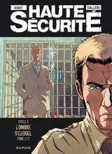 Haute sécurité - L'ombre d'Ezekiel T1 / 5 【フランス語版】