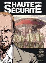 Haute sécurité - L'ombre d'Ezekiel T2 / 6 【フランス語版】