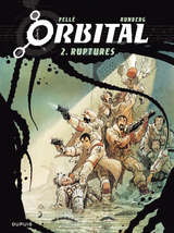 Orbital - Ruptures / 2 【フランス語版】