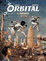 Orbital - Ravages / 4 【フランス語版】