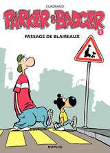 Parker et Badger - Passage de blaireaux / 3 【フランス語版】