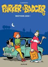 Parker et Badger - Restons zen ! / 4 【フランス語版】