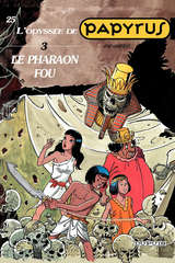 Papyrus - Le Pharaon fou / 25 【フランス語版】
