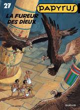 Papyrus - La Fureur des dieux / 27 【フランス語版】