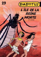 Papyrus - L'Île de la Reine Morte / 29 【フランス語版】