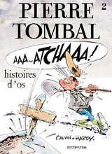 Pierre Tombal - Histoires d'os / 2 【フランス語版】