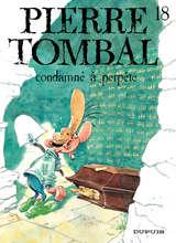 Pierre Tombal - Condamné à perpète / 18 【フランス語版】