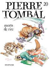 Pierre Tombal - Mort de rire / 20 【フランス語版】