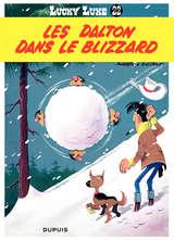 Lucky Luke - Les Daltons dans le blizzard / 22 【フランス語版】